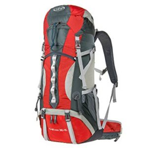 G4Free 50L+5L Outdoor Sport Water-resistant Hiking Backpacks