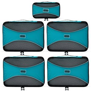 PRO Packing Cubes | 5 Piece