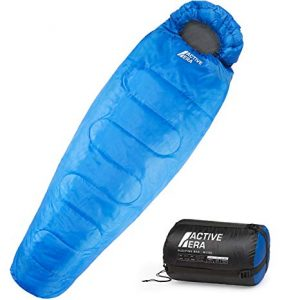 Active Era Mummy 0 degree Sleeping Bag review