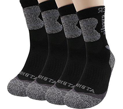 Everlis Unisex Hiking Crew Socks
