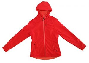 Kirkland Signature Softshell Hooded Womens Jacket