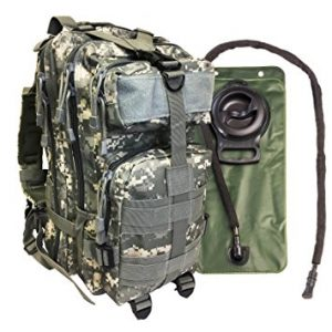 MonkeyPaks Small Tactical Assault Military Backpack