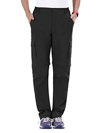 Nonwe Women's Outdoor Convertible Cargo Pants