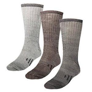 Thermal 80% Merino Wool Socks