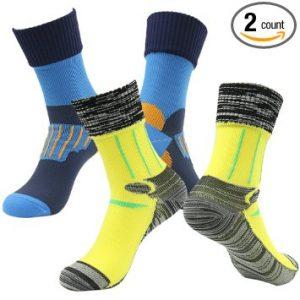 Unisex Waterproof & Breathable Hiking Socks