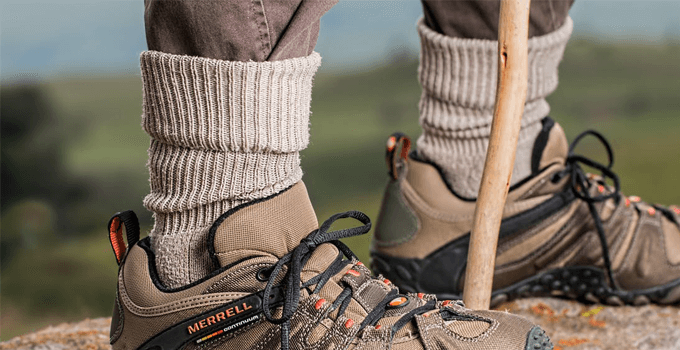 best winter hiking socks