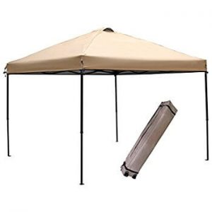 Abba Patio Pop Up Instant Canopy Tent