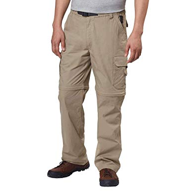 BC Clothing Men's Convertible Lightweight Comfort Stretch Cargo Pants review