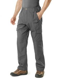 CQR Men's Tactical Lightweight waterproof hiking pants review