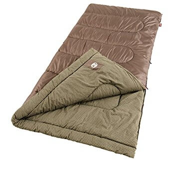Coleman Oak Point Cool Weather Sleeping Bag