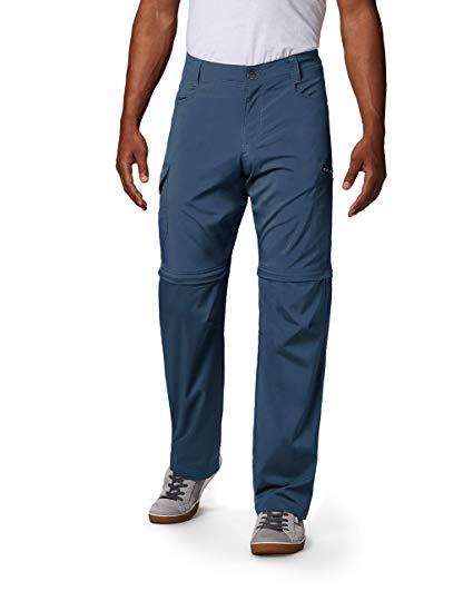 Columbia Silver Ridge Stretch Convertible Pant review