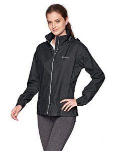Columbia Women's Switchback III Adjustable Waterproof Rain Jacket review