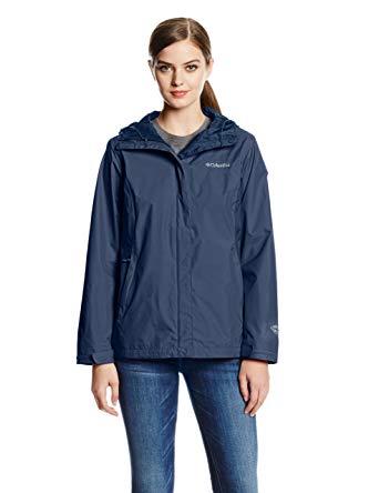 Columbia Women's Arcadia II Waterproof Rain Jacket review