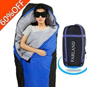 FARLAND Lightweight Sleeping Bag