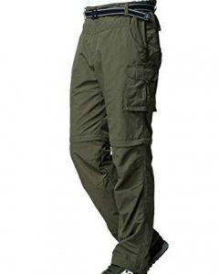 Jesse Kidden Men's Hiking Convertible Lightweight Trousers review