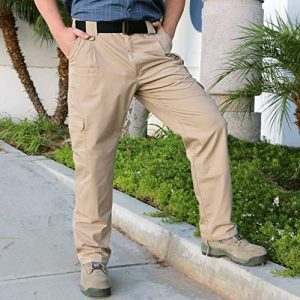LA Police Gear Mens Urban Ops Tactical Cargo Pants review