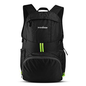 Modase Large 35L Packable Travel Hiking Backpack Daypack
