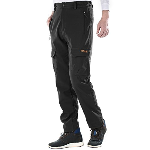 Nonwe Men's Snow Hiking Pants Warmth Windproof Water-Resistant review