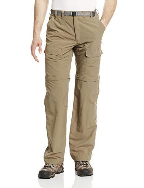 White Sierra Men's Trail Convertible Pant review