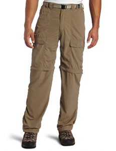 White Sierra Trail 32-Inch Inseam Convertible Pant review