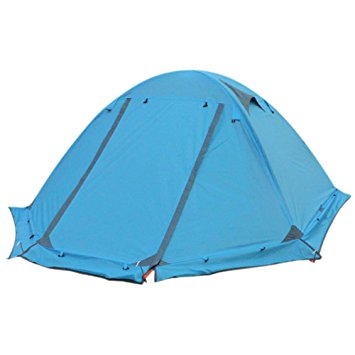 3-4 Season 2-Person Double Layer Backpacking Tent