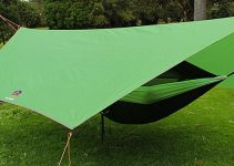 Best Camping Hammock With Mosquito Net and Rain fly