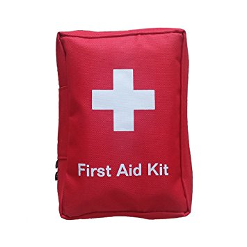 Small First Aid Kit for Backpacking