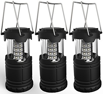 Water resistant Ultra Bright 30 LED Lantern