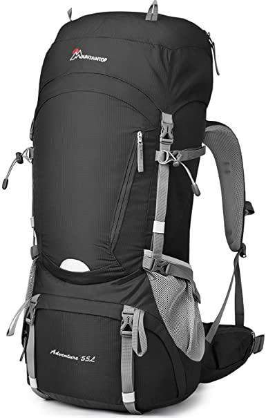 MOUNTAINTOP Internal Frame Backpack - 55L65L