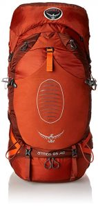 Osprey Men's Atmos 65 AG Backpacks review