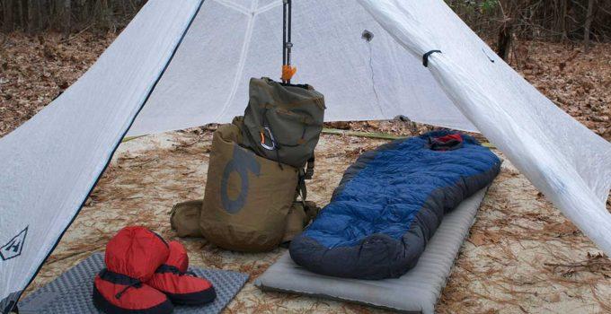 Best cold weather sleeping bag under $100