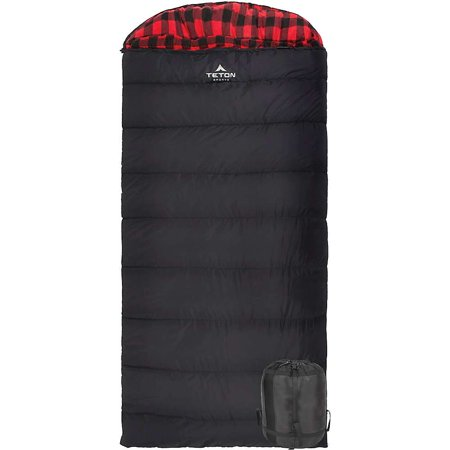 TETON Sports Celsius XXL Sleeping Bag review
