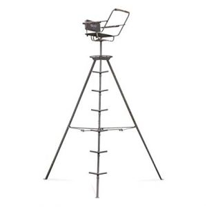 Guide Gear 12' Tripod Deer Stand review