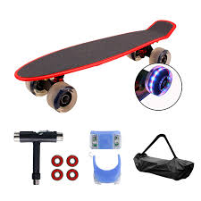 Complete Mini Cruiser Skateboard - Geelife