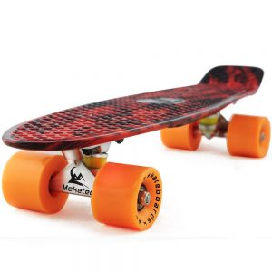 Complete Skateboards - Meketec (Skateboard For 6 Years Old )