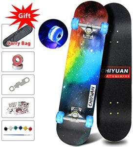 Easy_way Complete Skateboards for Kids
