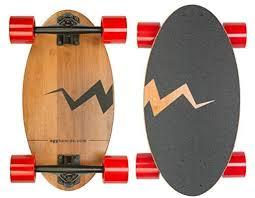 Eggbord's Mini Longboard Cruiser Skateboards (Best Skateboard For 4 Year Old)