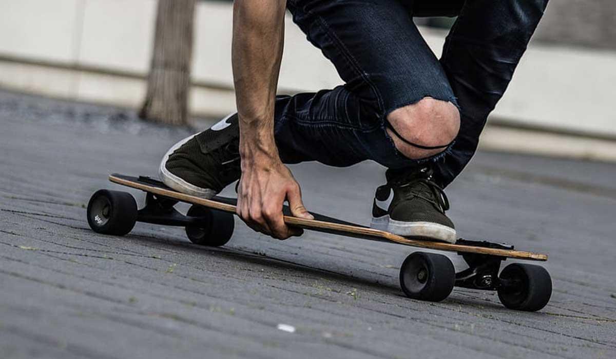 Longboard Skateboard for Beginners