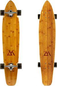 Magneto 44 inch Cruiser Longboard Skateboard