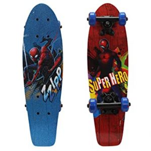 PlayWheels-Ultimate-Spider-Man-21inch-Wood-Cruiser-Skateboard