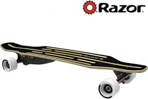 RazorX Longboard Electric Skateboard