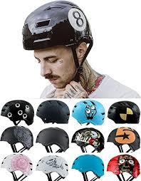 SC Skateboard & BMX Bike Helmet