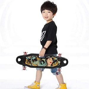 Standard Four-Wheel Skateboard