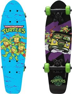 Teenage Mutant Ninja Turtle Cruiser Skateboard- Play Wheels