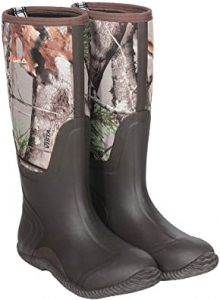 Hisea Insulated Rubber Neoprene Boots