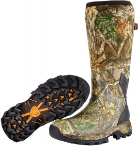 Huntshield Insulated Rubber Hunting Boot