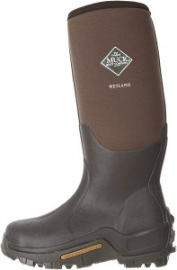 Muck Wetland Rubber Premium Men's Field Cold Weather Hunting Boot