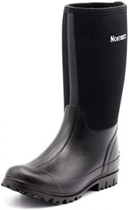 Northikee Rubber Hunting Boots