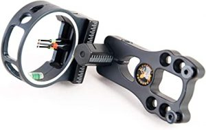 3 Pin Bow Sight by Topoint Archery