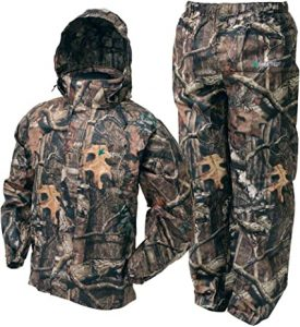 Frogg Toggs Waterproof Breathable Rain Suit Best Hunting Rain Gear